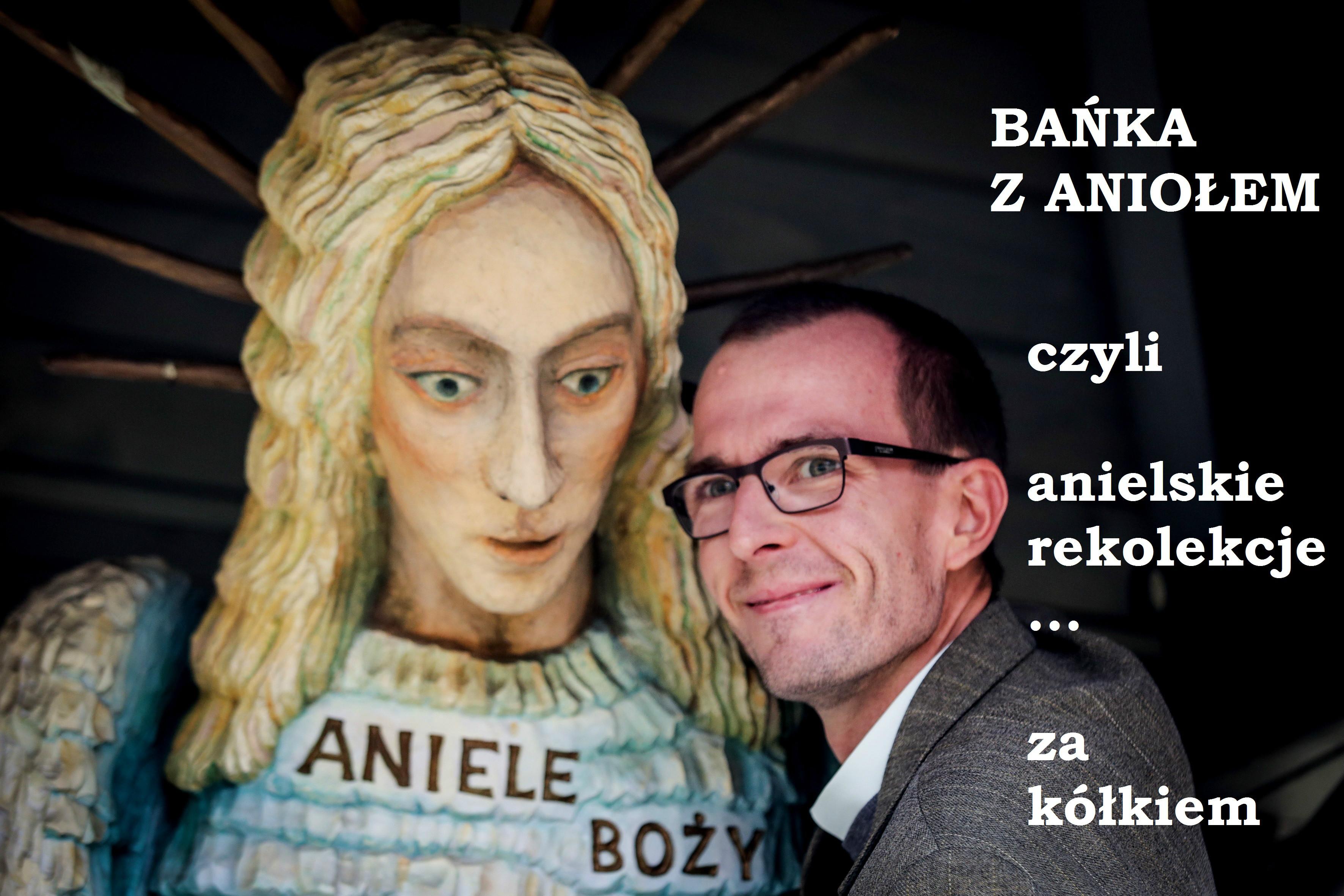 BAŃKA Z ANIOŁEM - teaser serii
