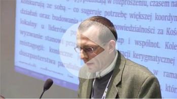 Aleksander Bańka - Głos w dyskusji nad projektem Podkomisji ds Nowej Ewangelizacji.